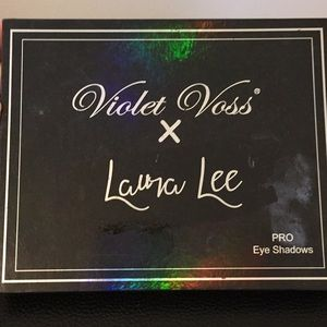 Other - Violet Voss x Laura Lee eyeshadow palette